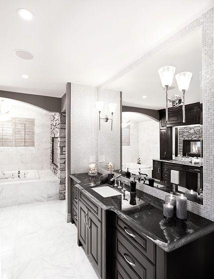 Master Bedroom Washroom Dream Home Pinterest