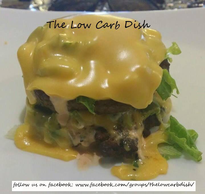 big mac the low carb dish food and recipes pinterest