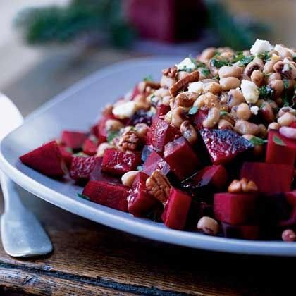 Beet and Black-Eyed Pea Salad by Cooking Light
