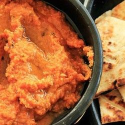Moroccan-Style Spicy Carrot Dip | Arabic Cuisine | Pinterest