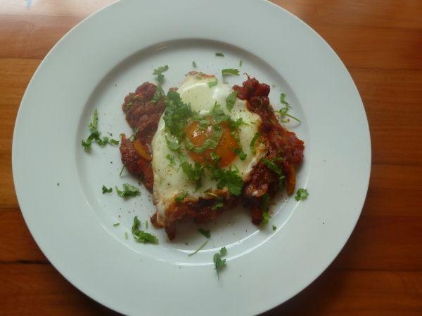Dukan Diet breakfast idea!
