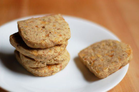Rosemary-Walnut Browned Butter Cookies | Recipe
