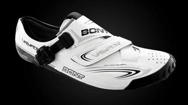 Bont shoes for road cycling