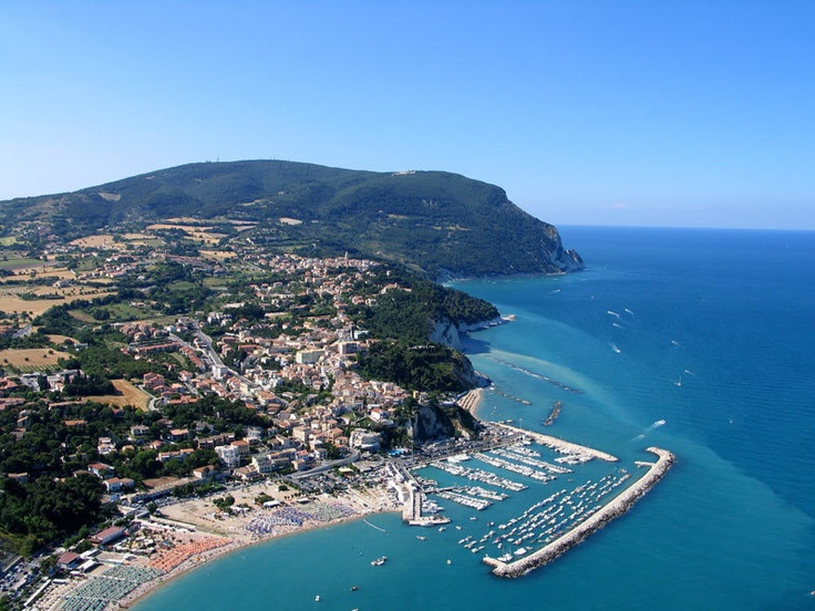 Numana Italy  city photo : Numana, Italy on the Adriatic Coast, where my Mom grew up before she ...
