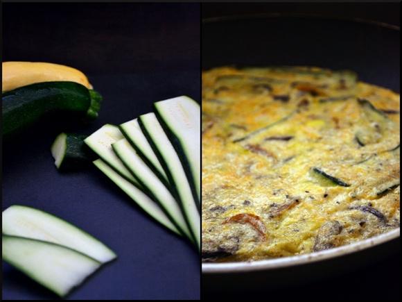 ... Ardent Epicure: What's for breakfast? Summer Veggie Frittata Sandwich