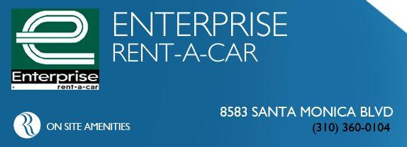 enterprise car rental rates monthly