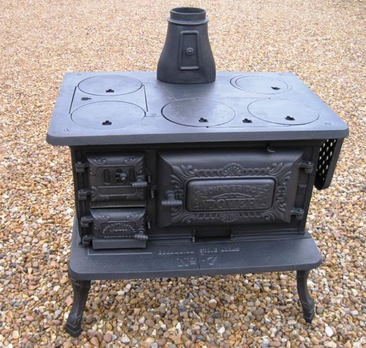 Antique Wood Stove Old Kitchens Pinterest