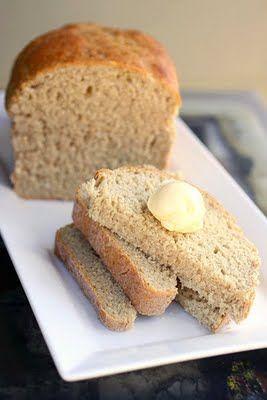 Buttermilk Oatmeal Bread | Little Miss Homemaker | Pinterest