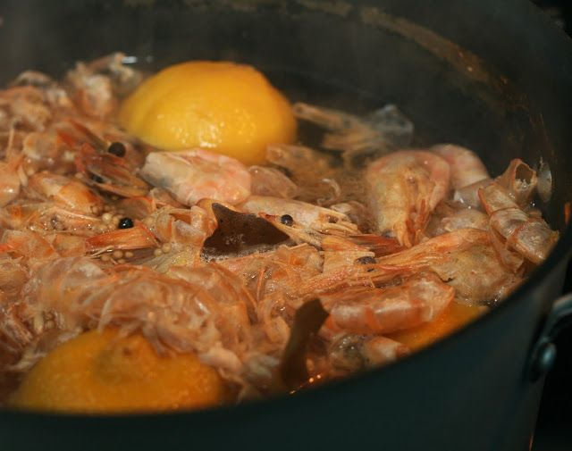 Homemade Shrimp Stock | Seafood & Eat It | Pinterest