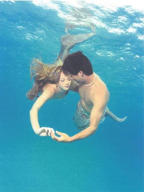 The gallery for --> Merman And Mermaid Love