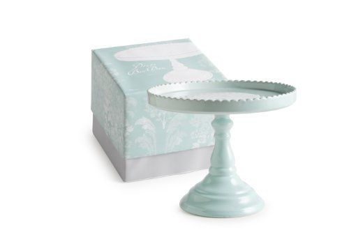 Rosanna 89833 Decor Bon Bon Hue Tall Pedestal, Blue by Rosanna Imports, Inc. On my wishlist :)