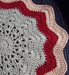 Crochet Ripple Afghan Patterns | AllFreeCrochet.com