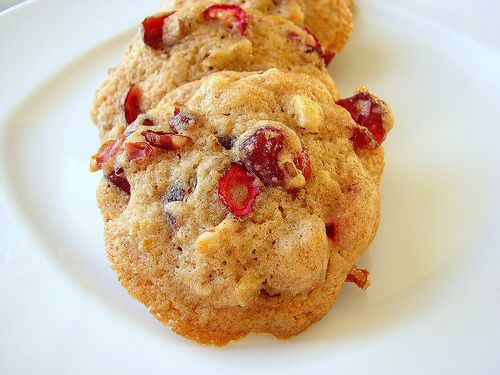 Cranberry orange cookies | Baking/Dessert Recipes | Pinterest