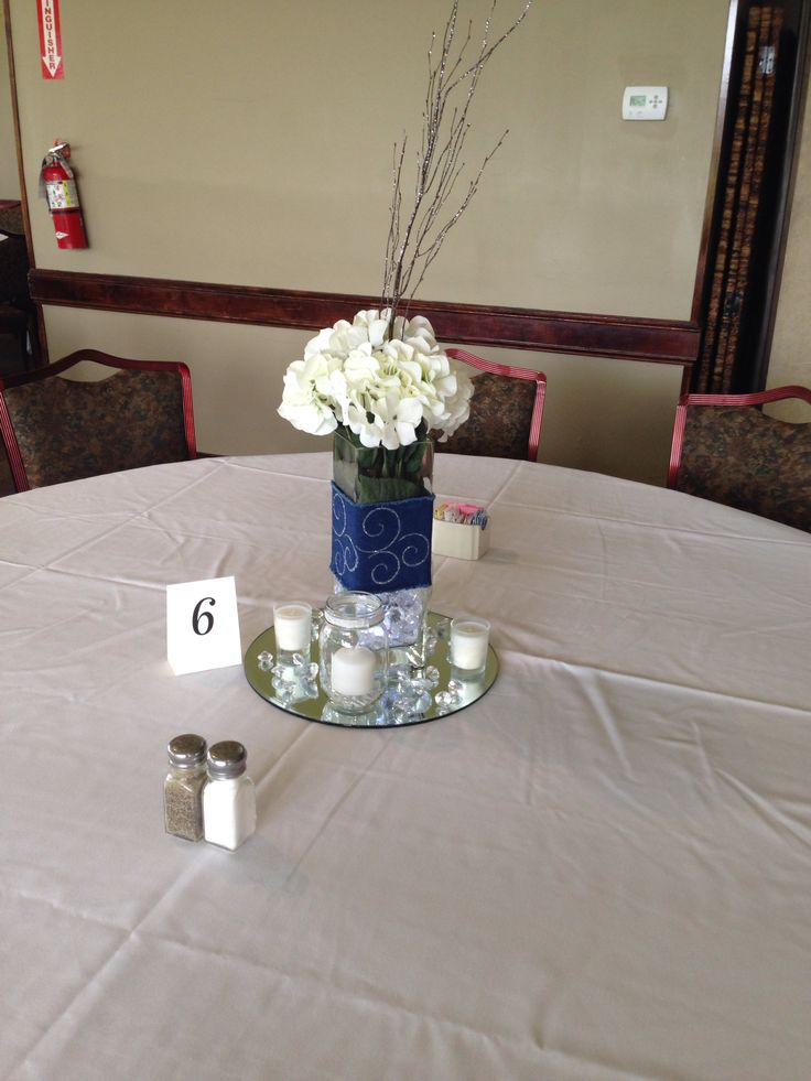 Diamond Themed Centerpieces Best Home Interior