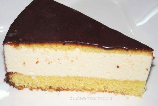 торт птичье молоко рецепт без фото