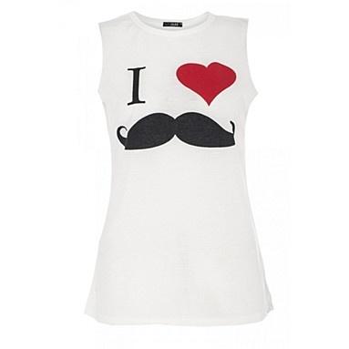 i 3 mustaches  Found on debenhams.com