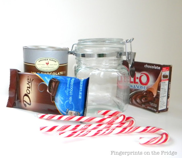 Hot Cocoa homemade Christmas gift | All things Christmas | Pinterest