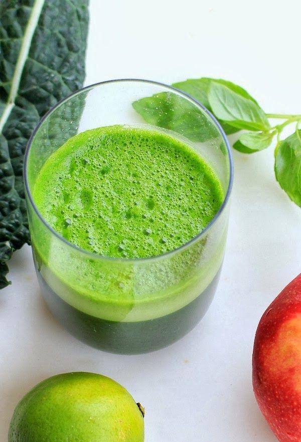 Kale-Lime-Juice | Juice | Pinterest
