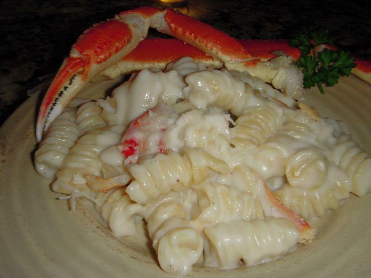 Crab Mac And Cheese Recipe — Dishmaps
