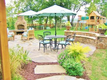Pin by obxbound on loving the outdoors pinterest for Corner lot landscape designs