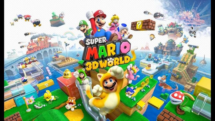 Super Mario 3D World and the final boss is cat bowserSuper Mario 3d World Final Boss Bowser
