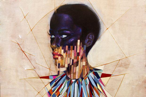 "Sam Rodriguez ""FUSION MAKES THE WORLD GO ROUND"" Exhibition @ Cukui Gallery"