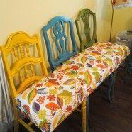 Kitschy-cool DIY furniture