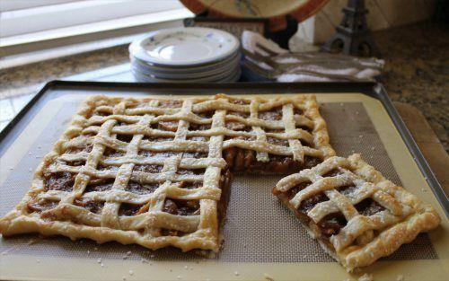 Slab Apple Pie. | I Heart Food (and Farmers!) | Pinterest