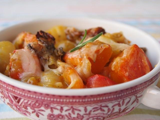 Gnocchi Pumpkin Casserole | My Harvest Flavored Life | Pinterest