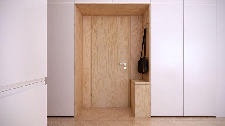 Дизайн 2 комнатной квартиры в классическом стиле фото