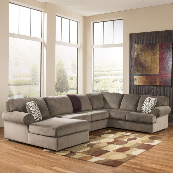 Signature Design By Ashley Jessa Place Sectional