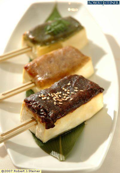 Tofu Dengaku | Food: Plant Based Diet | Pinterest