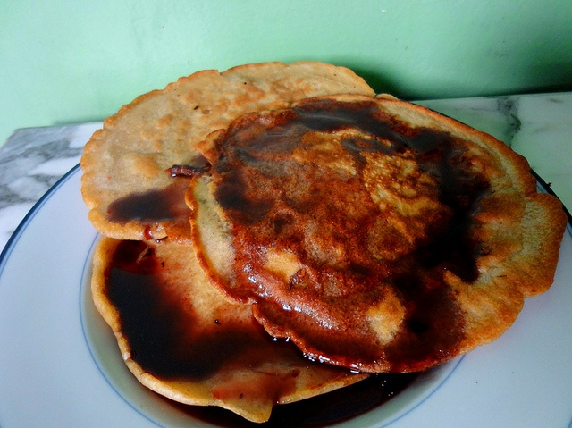 Duck Fat Pancakes -- Quick and Easy Duck Recipes at http://duckrecipes ...