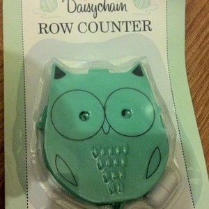 Crochet Row Counter : Owl-Row-Counter-Knitting-Crochet-Accessories-Stocking-Filler
