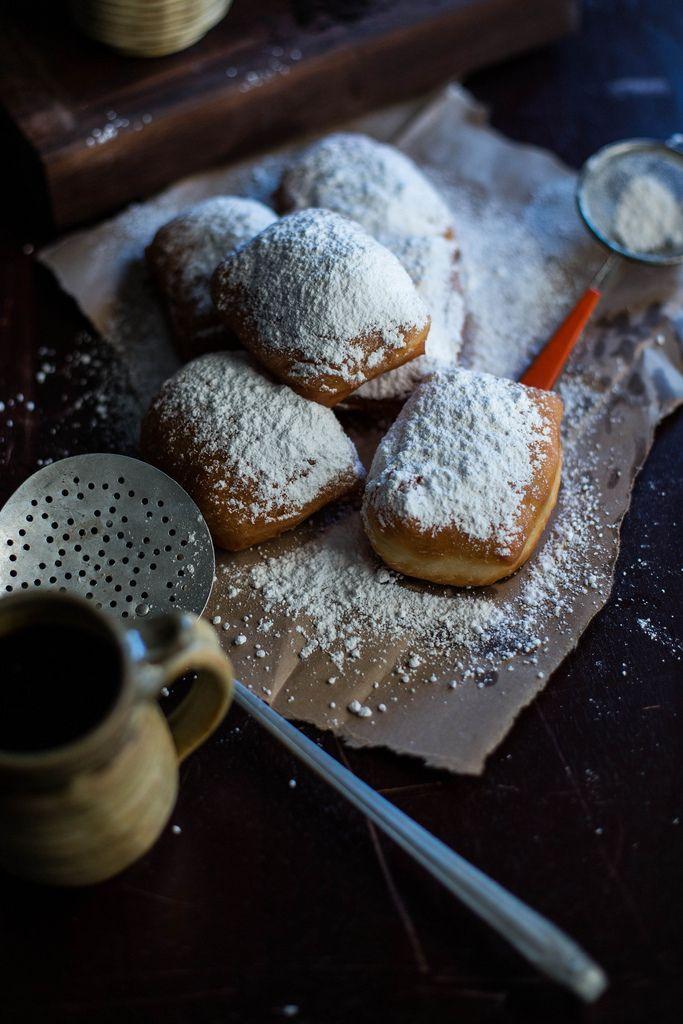Buttermilk Beignets with Chicory Crème Pâtissière | Recipe