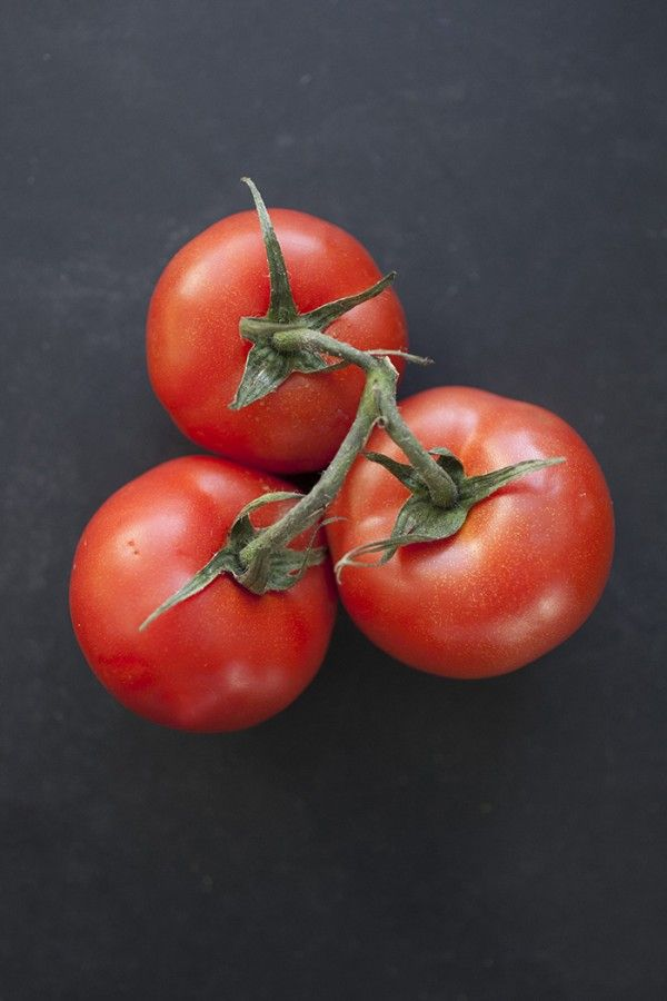Watermelon and tomato are both high in lycopene, an antioxidant that ...