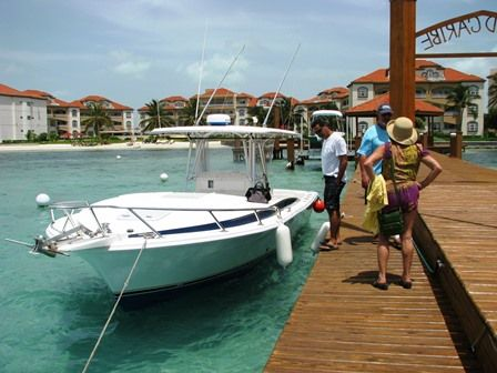 Pin by grand caribe belize resort condominiums on belize for Deep sea fishing belize