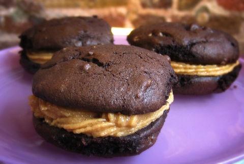 Peanut Butter Whoopie Pies | Recipe