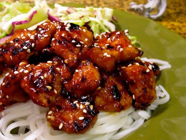 Honey Teriyaki Chicken | Eat- Chicken/Turkey | Pinterest