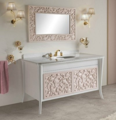 Bathroom Furniture Shabby Chic Style Style Pinterest