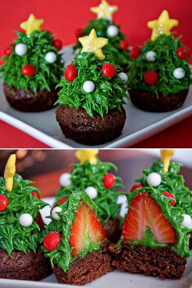 Cute Christmas Treats No L Pinterest