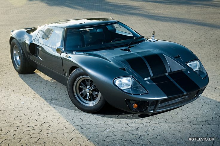 ford gt 40 replica occasion. Black Bedroom Furniture Sets. Home Design Ideas