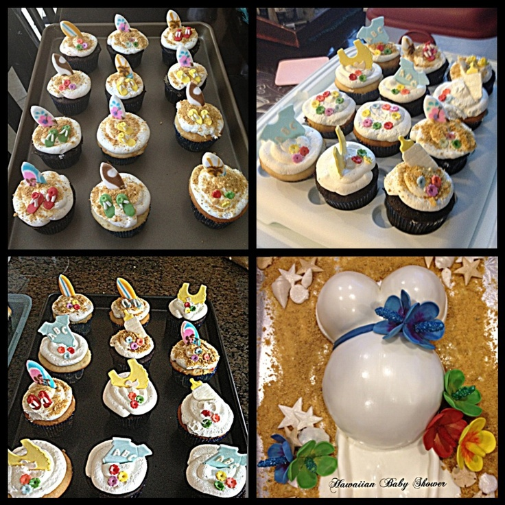 hawaiian baby shower hawaiian pinterest