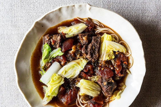 Taiwanese beef noodle soup | Salads, Sides, & Soups | Pinterest
