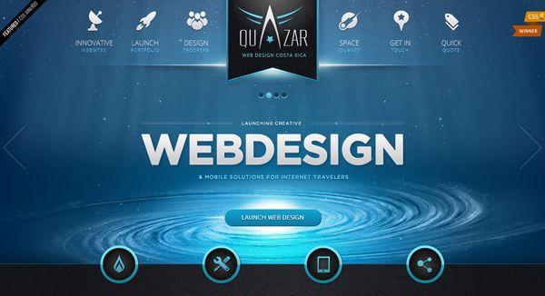 best homepage designs