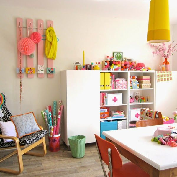 Color 'n Cream: Craft Room | Crafting Room Ideas | Pinterest 600 x 600