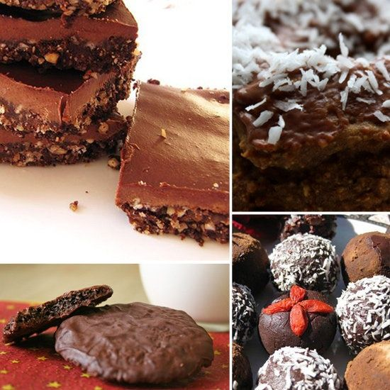 healthy chocolate desserts recipes