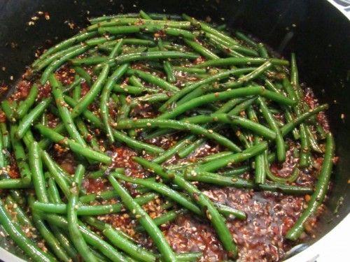 green bean recipes