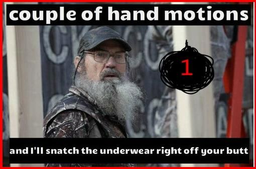 Robertson Quotes Dynasty Quote si Robertson