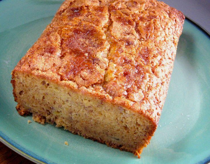 Banana Amish Friendship Bread-awesome! (1 box pudding, reduce sugar to ...
